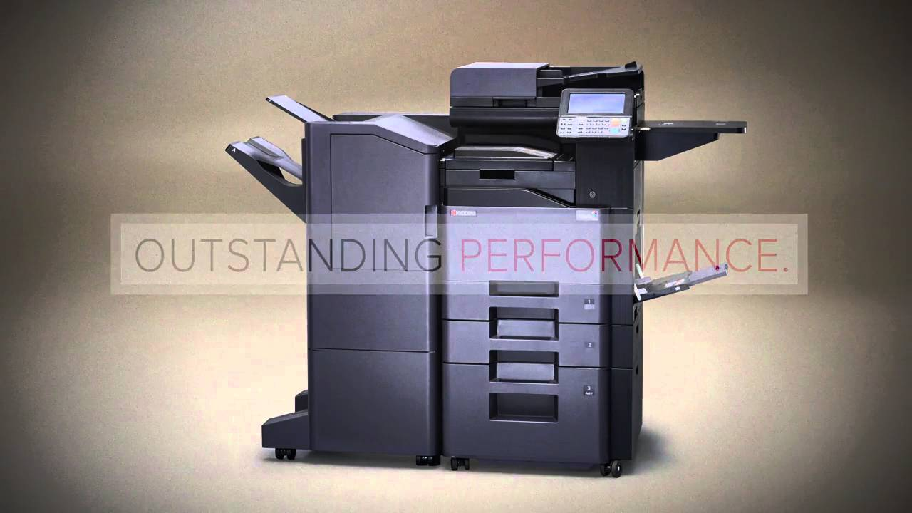Kyocera TASKalfa 3050ci MFP NDPS Treiber Windows XP