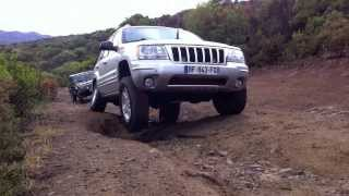 jeep wj vs xj
