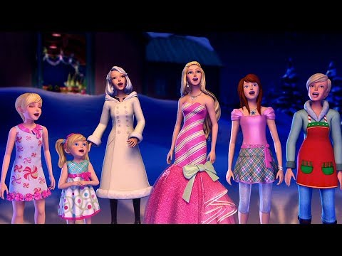 "Barbie: A Perfect Christmas - ""Deck the Halls"""