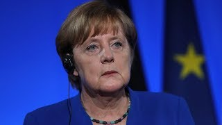 Merkel says Brexit, French poll changed her view on Europe