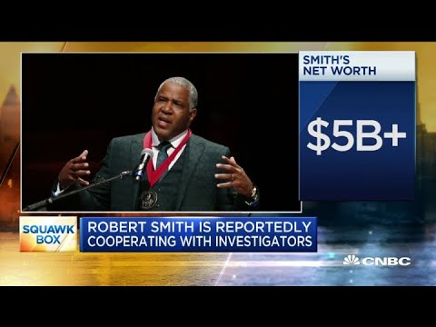 Vista Equity's Robert Smith settles DOJ tax investigation: Sources