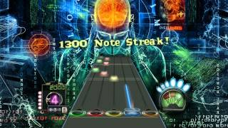The Game (ft. Matt Heafy) by Dragonforce *NEW SONG 2014* Guitar Hero 3 Preview
