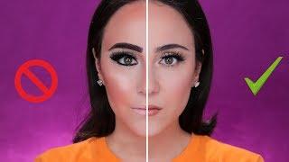 SCHMINKFEHLER VERMEIDEN: So klappt es garantiert mit deinem Makeup!!!