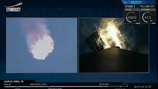 [REPLAY LIVE] Lancement SpaceX NROL-76 (2) commenté en français
