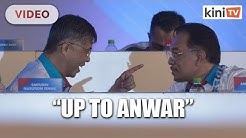 Tian Chua: Up to Anwar to save PKR from this crisis | Full speech