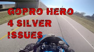 GoPro Hero 4 Silver Review and Issues