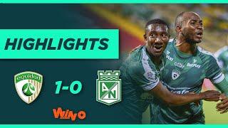 La Equidad vs Nacional (Gol y Highlights) Liga BetPlay Dimayor 2021-1   Cuartos Ida