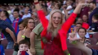 LaLiga Santander: FC Barcelona vs Real Betis - Highlights [English] [20.08.2016]