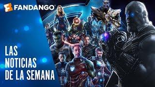 ¡NUEVO ADELANTO DE AVENGERS: ENDGAME! [Descripción] l Fandango Noticias #29