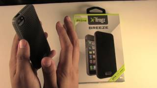 iPhone 5 iFrogz Breeze Case Review
