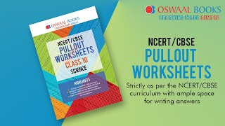 Best Science Workbook for CBSE Board Exams Oswaal Books Ambitious Eduventures