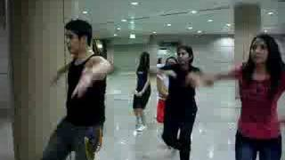 FDC (Singapore) Dance Lesson with Sherwin