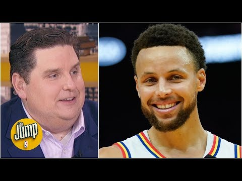 Reacting to Steph Curry's spirited return to the Golden State Warriors | The Jump