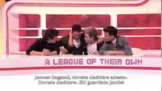 A League Of Their Own - One Direction SUB ITA part 2
