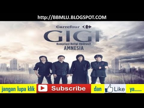 GIGI - Amnesia (LIRIK) | OFFICIAL LYRIC VIDEO @LIRIKMUSIK10