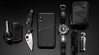 My Blackout Everyday Carry (In Reaction To Peter McKinnon)