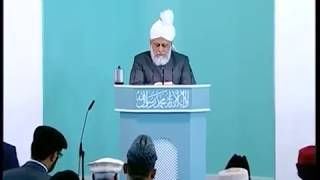 (Sindhi) Phenomenon of satanic forces and God's chosen people - Friday Sermon 28th May 2010