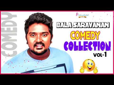 Bala Saravanan Comedy Collection | Vol 1 | Ajith | Dinesh | Soori | Thambi Ramaiah | Kaali Venkat