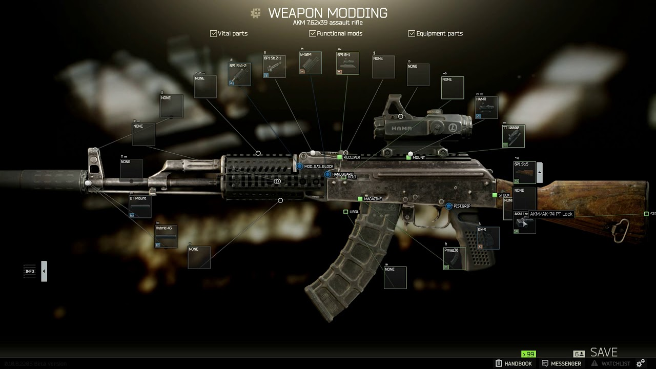 Gunsmith Part 8 Mechanic Quest Guide Escape From Tarkov Youtube Browse over — 841 products gun smithing products at great prices up to 71% off. gunsmith part 8 mechanic quest guide escape from tarkov