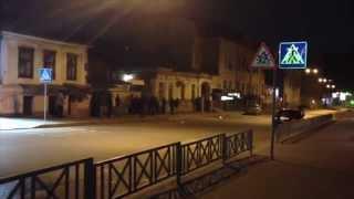 Харьков Стрельба в Центре  15 03 2014
