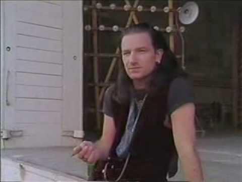 Bono Rattle And Hum