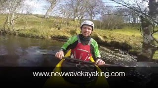 Whitewater Kayaking Stretches