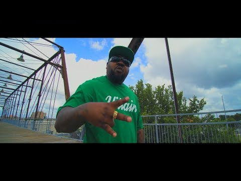 C-STUD VILL - TALK'N DOWN WIT THE HATE'N - RICKIE ALLMON (OFFICIAL MUSIC VIDEO)