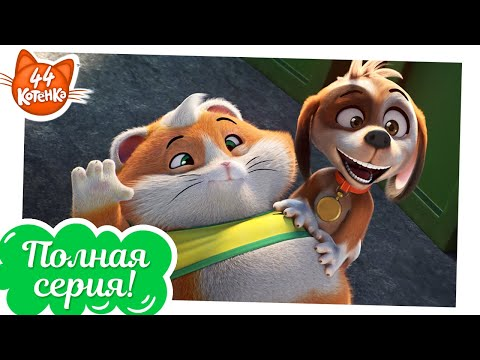 44 Котёнка | Спасти щеночка [ПОЛНАЯ СЕРИЯ]