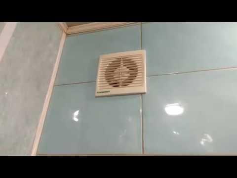 Обратный клапан в вентиляцию для вентилятора