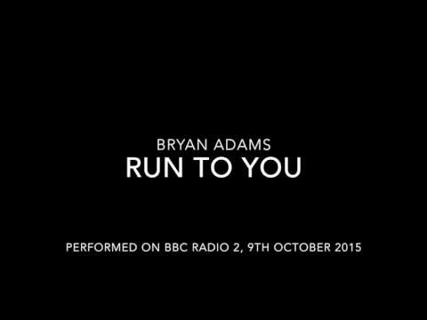 BRYAN ADAMS - RUN RUDOLF RUN LYRICS