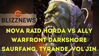 Patch 8.1 - Nova Raid Aliança vs Horda, Jaina Boss, Novo Warfront - World of Warcraft