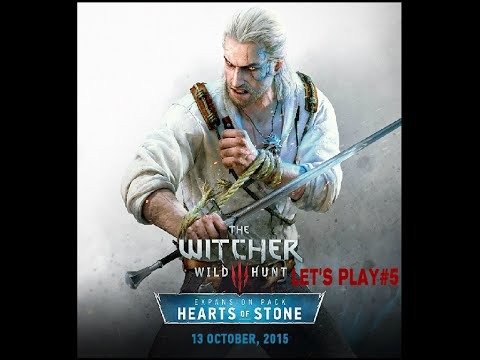 The Witcher 3 Hearts Of Stone#5 let's play hôtel des vente Borsody