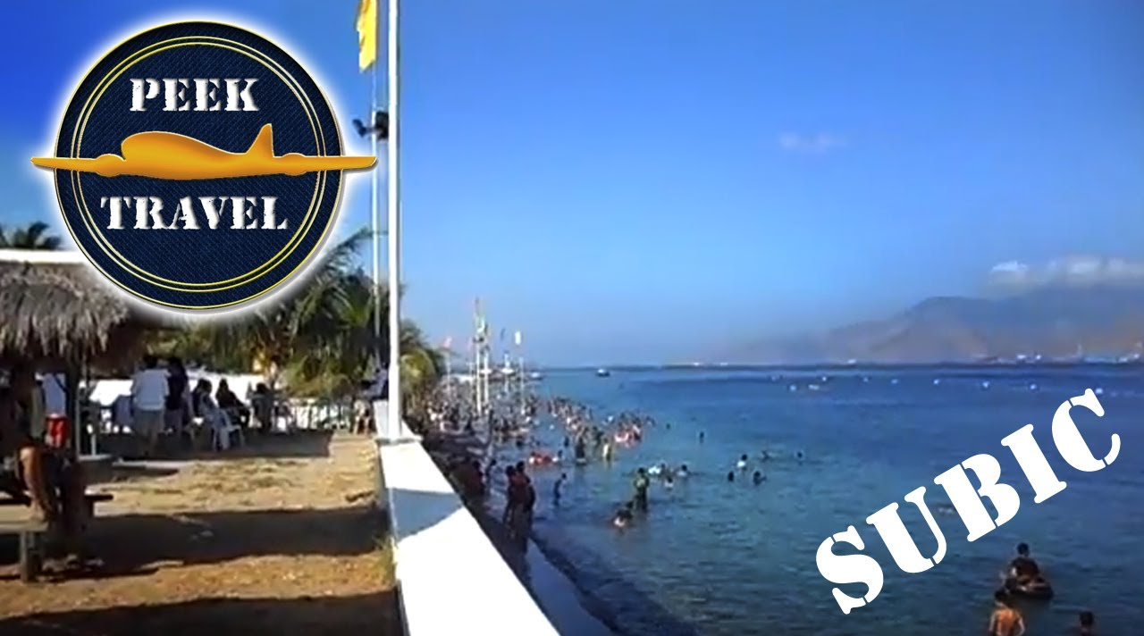 Ocean View Beach Resort At Subic Philippines Youtube