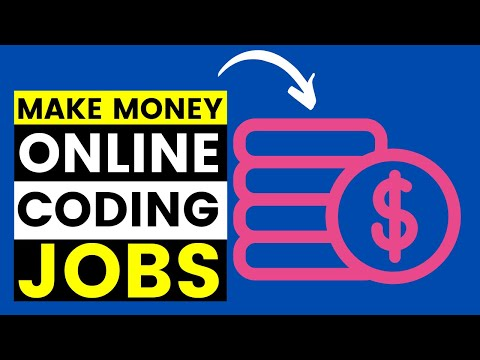 How To Make A Decent Income By Doing Online Coding Jobs