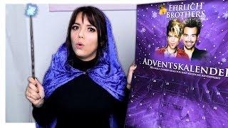 Ich teste einen Adventskalender mit Zaubertricks!