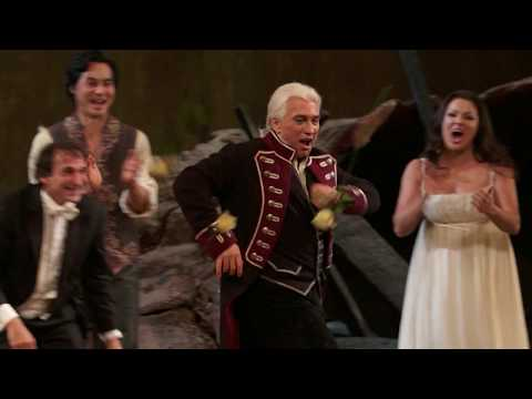 Dmitri Hvorostovsky at the Met