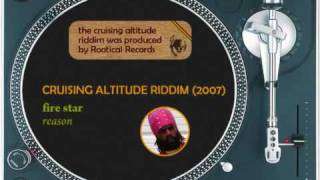 Cruising Altitude riddim mix (2007): Turbulence,Norris Man,Chezidek,Fire Star,King David