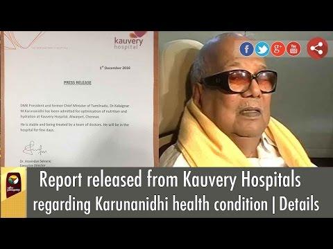 WATCH: Kauvery Hospital