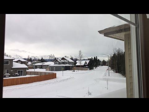 🏠 - Anchorage Alaska - February 11th 2018