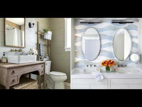 ☑️ Top 27+ Incredible Tiny Bathroom Design Ideas |  Bathroom Ideas On a Budget | Bathroom Makeover