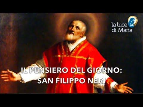 Le Parole dei Santi per oggi, 22 Gennaio 2020 San Filippo Neri