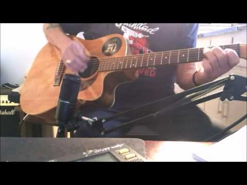 Only The lonely Roy Orbison/Chris Issak cover