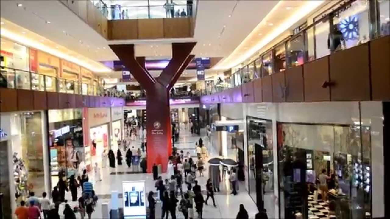 Inside Worlds Biggest Mall The Dubai Mall Youtube