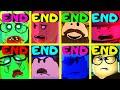 - Roblox - All 8 Endings - Field Trip Z!