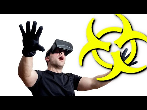 Playing VR Sick!!! [First Time VR]