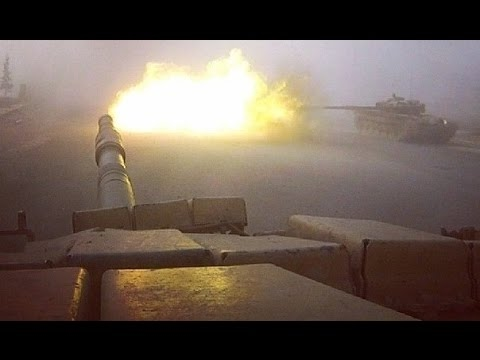 Syria War - SAA Tanks T 72 with GoPro's™ in Action Fighting During The Battle for Jobar 1080p
