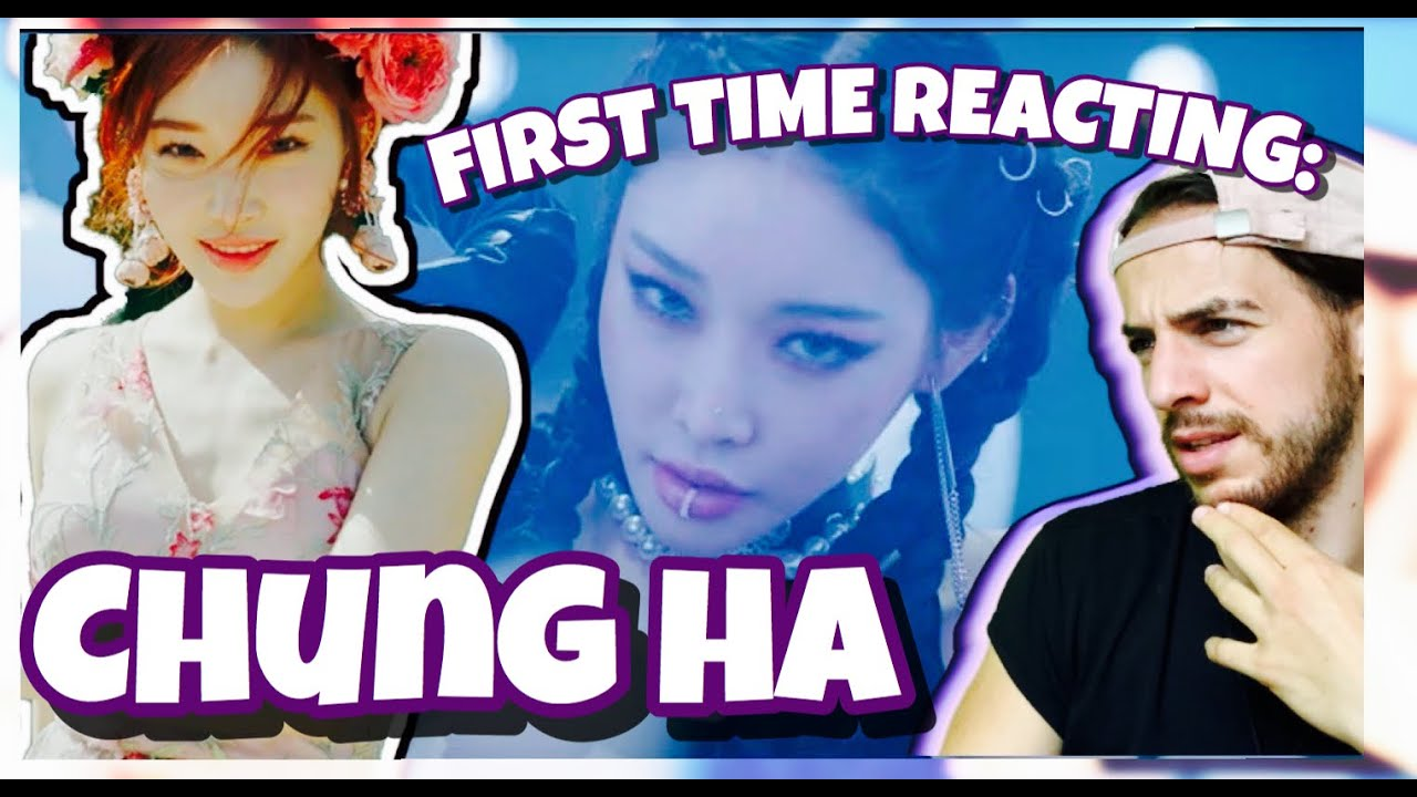 FIRST TIME REACTING TO CHUNG HA 청하 (Play & Stay Tonight)