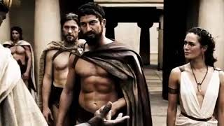 300 Spartans movie mass scenes tamil