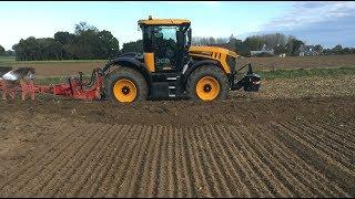 Essai du tracteur JCB Fastrac 4220