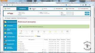 Хостинг jino.ru. Подключаем почту.